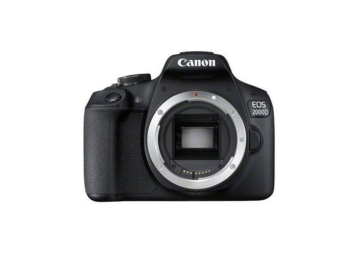 Canon EOS 2000D Digital SLR Camera Body - 1