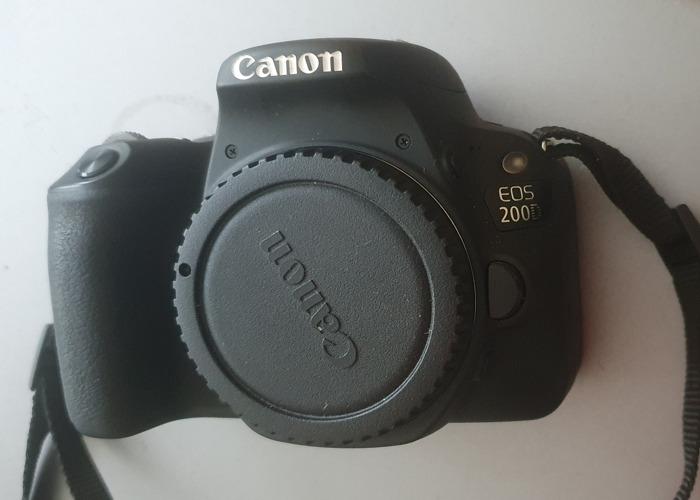 Canon EOS 200D DSLR - 1