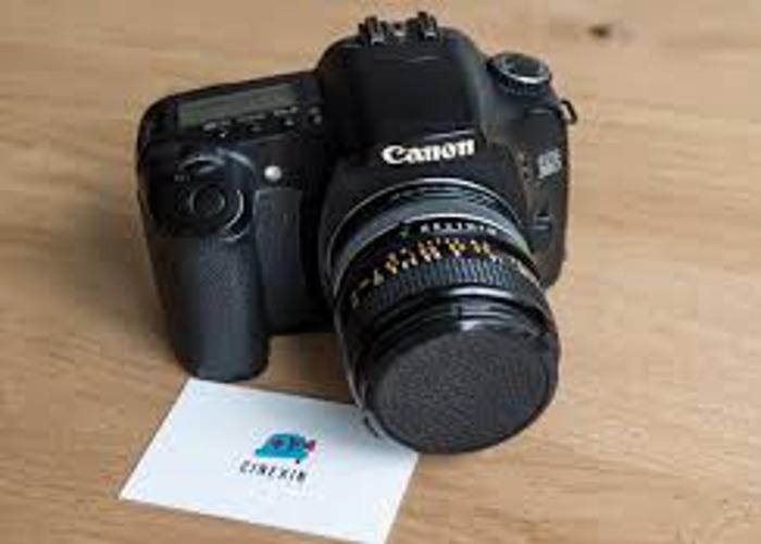 CANON EOS 30D INFRARED camera! - 2