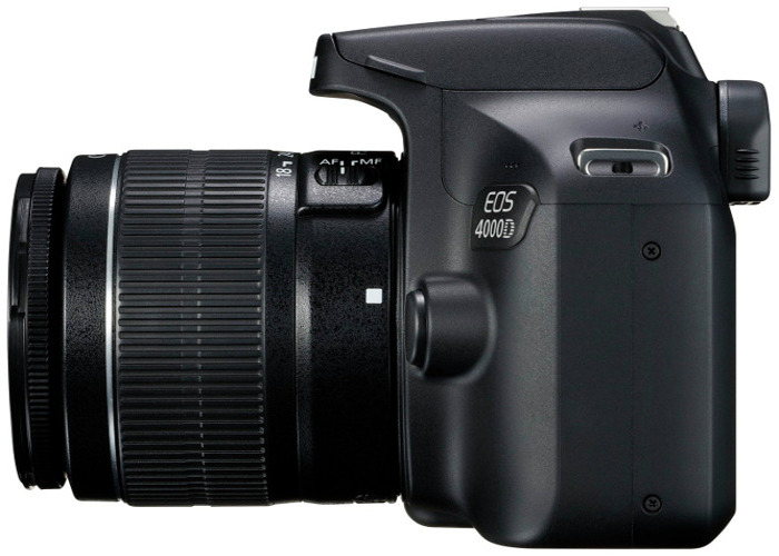 Canon EOS 4000D DSLR Camera Body with 18-55mm Lens - 2