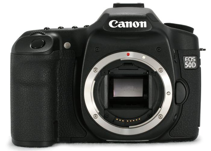 Canon 50D Camera - 1
