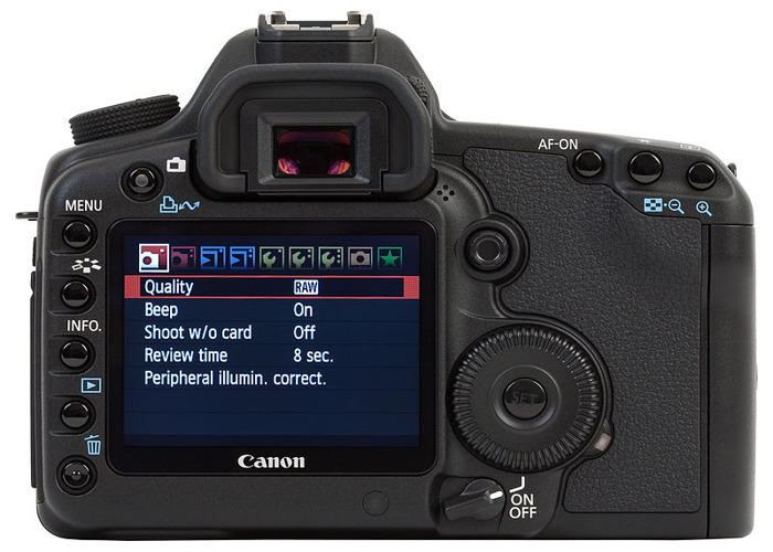 Canon EOS 5D Mark II - 2