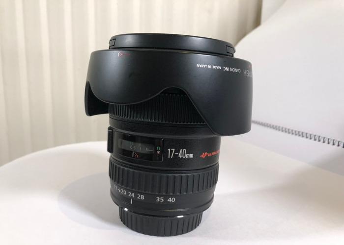 Canon EOS 5D Mark III - 14-70 mm - 24-105 mm - 600EX-RT - 2