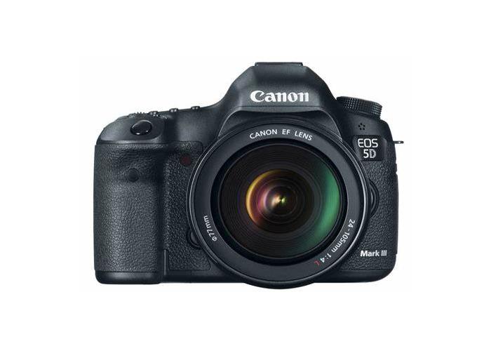 Canon EOS 5D Mark III - 1