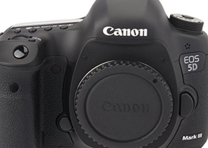 Canon EOS 5D Mark III body - 2