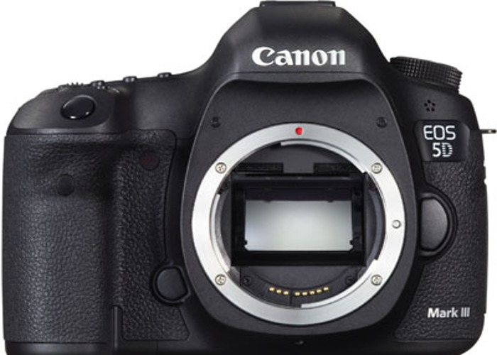 Canon EOS 5D Mark III Digital SLR Camera Body - 1