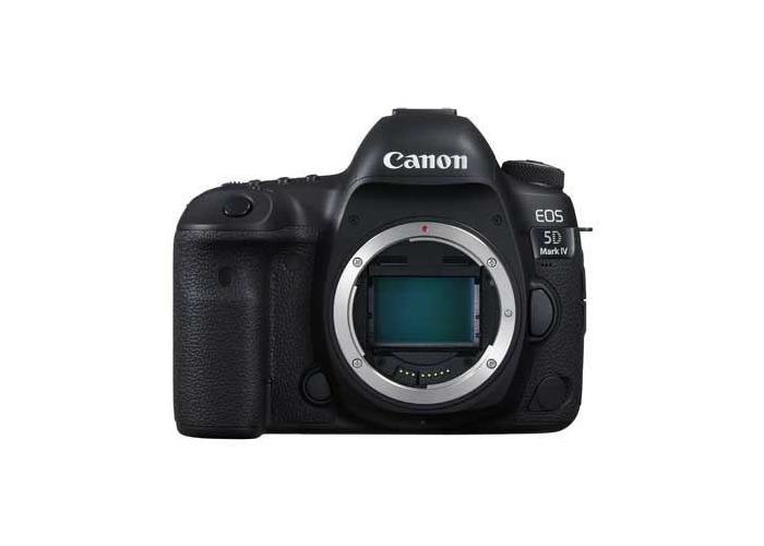 Canon EOS 5D Mark IV Digital SLR Camera Body - 2