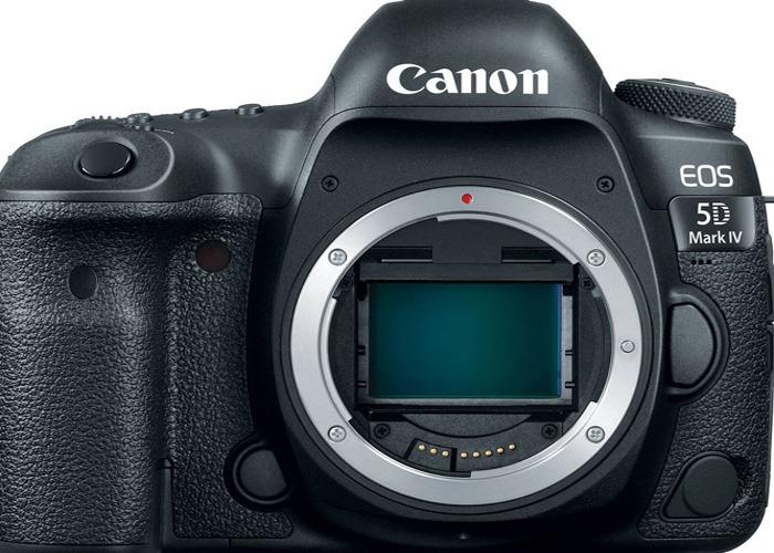 Canon EOS 5D Mark IV DSLR Camera Body Only - 1