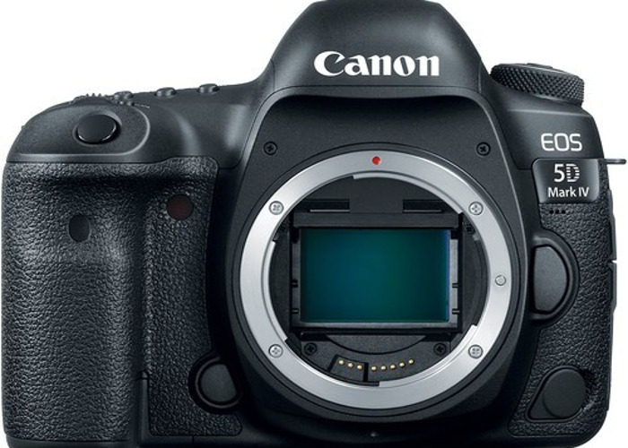 Canon EOS 5D Mark IV DSLR Camera (Body Only) - 1