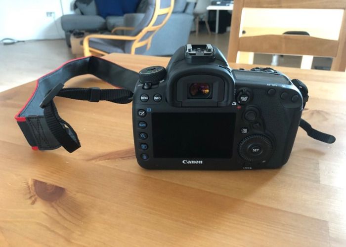 Canon EOS 5d Mk 4 Camera (Body Only) - 2