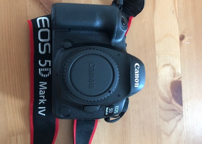 Canon EOS 5d Mk 4 Camera (Body Only) - 1