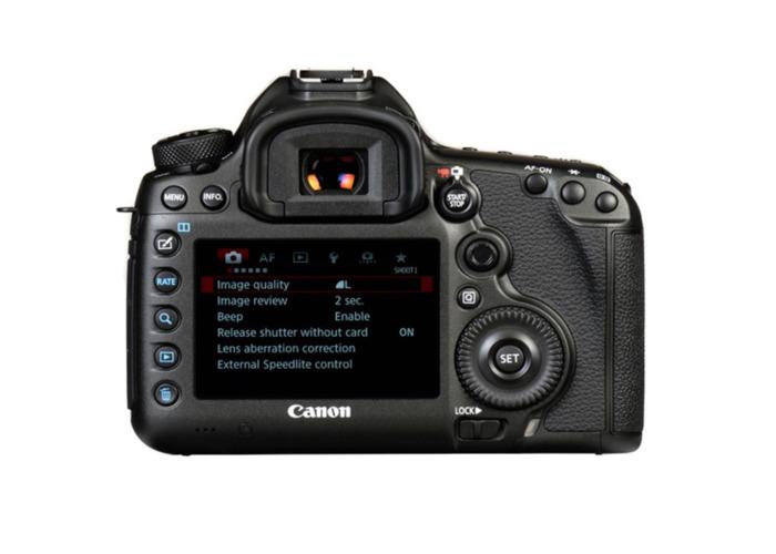 Canon EOS 5DS Camera - 2