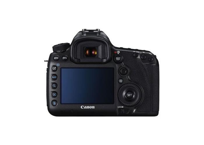 Canon EOS 5DS R Digital SLR Camera Body - 2