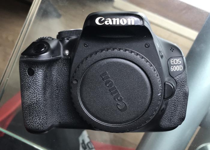 Canon EOS 600D - 1