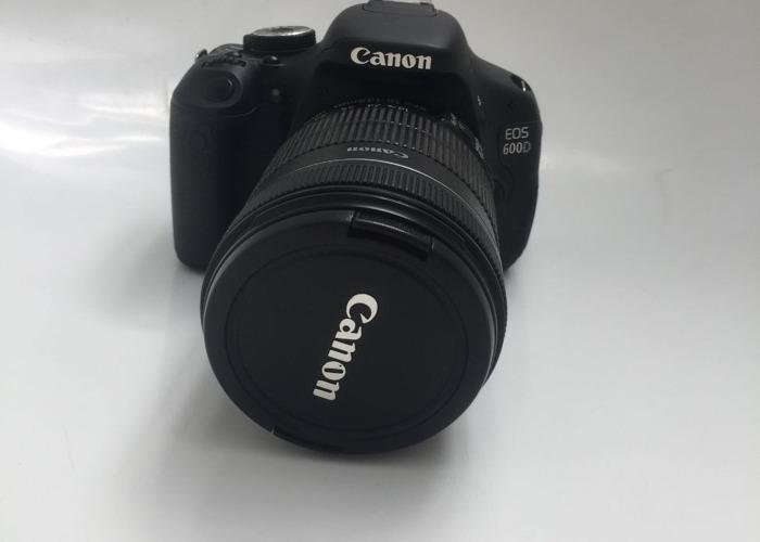Canon EOS 600D Camera - 2