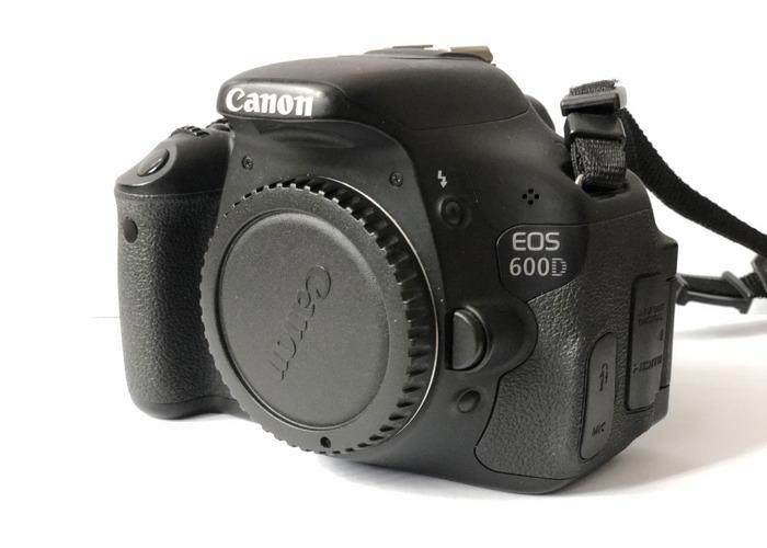 Canon EOS 600D Body - 1