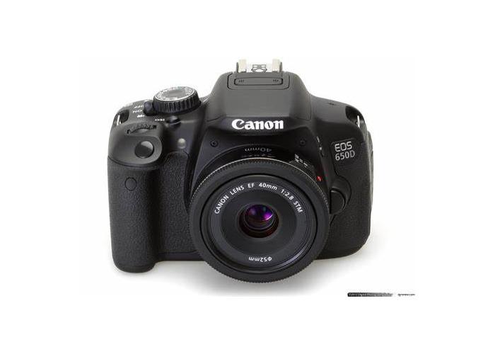 Canon EOS 650d - 1