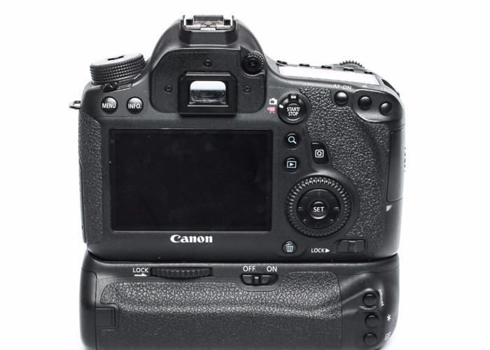 Canon EOS 6D (Body + Battery Grip Only) - 2