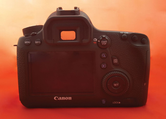 CANON EOS 6D DSLR CAMERA - 2