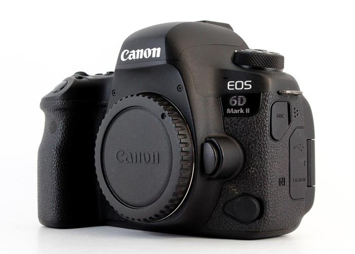 Canon EOS 6D MK II - 1