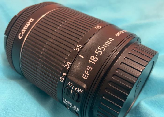Canon EOS 700D (Bundle) - 2