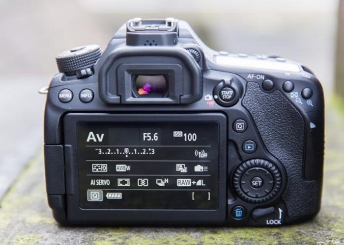 Canon EOS 77D DSLR - 2