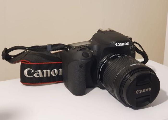 Canon EOS 77D DSLR camera - 2