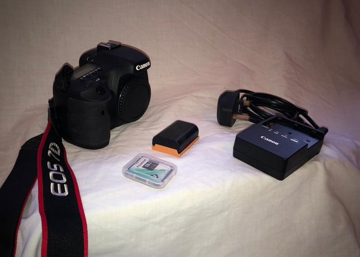 Canon EOS 7D - 1