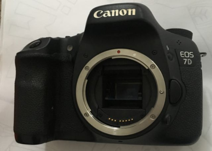 Canon EOS 7D Body Only - 1