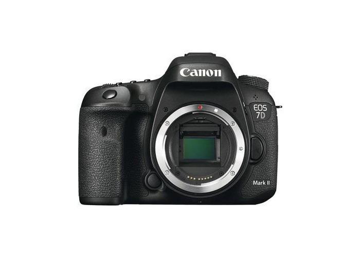 Canon EOS 7D Mark II Digital SLR Camera Body - 1