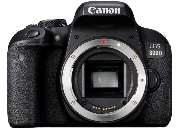 Canon EOS 800D Body Only - 1