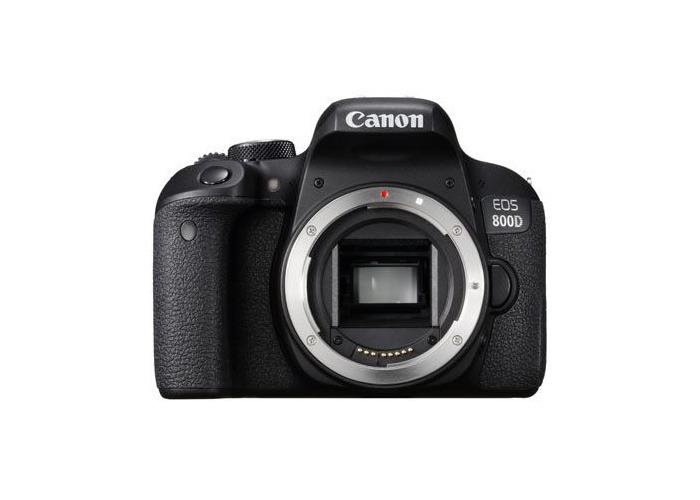 Canon EOS 800D Digital SLR Camera Body - 1