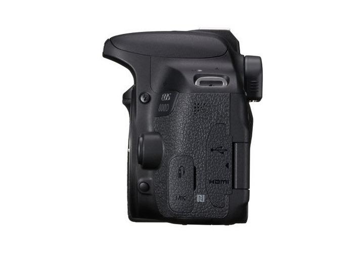 Canon EOS 800D Digital SLR Camera Body - 2