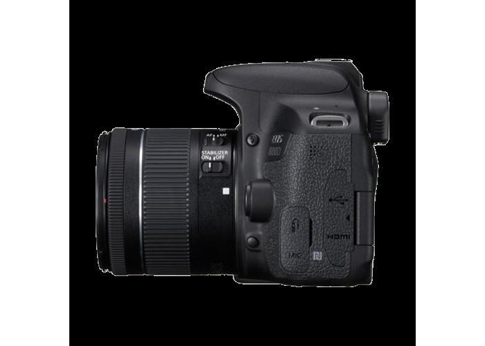 Canon EOS 800D Digital SLR with 18-55mm STM Lens - 2