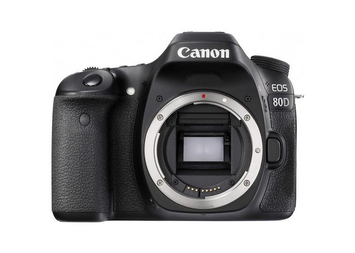 Canon EOS 80D DSLR Camera (Body Only) - 1