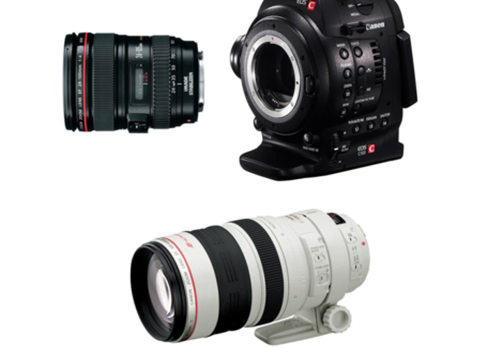 Canon EOS C100 - 1