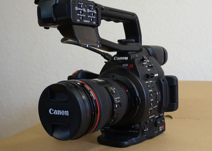 Canon EOS C100 - 2