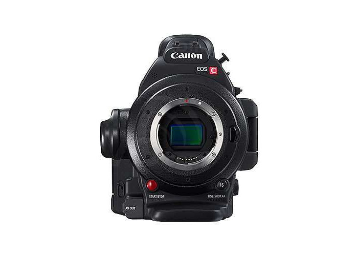 Canon EOS C100 Mark II High Definition Camcorder - 2
