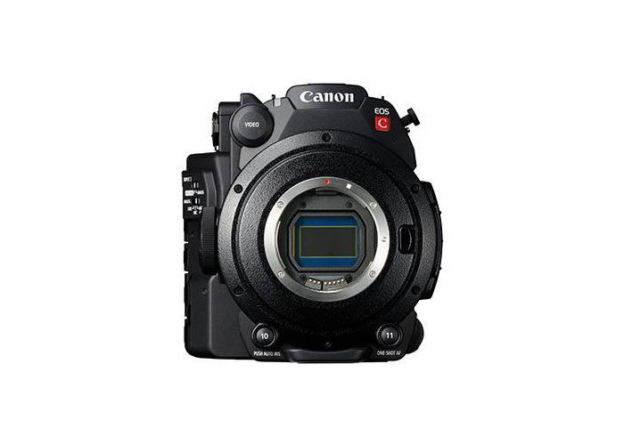 Canon EOS C200 4K Camcorder - 1