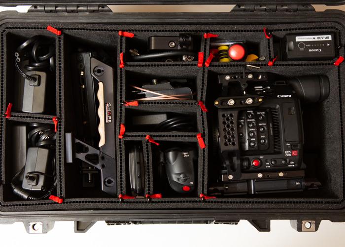 Canon EOS C200 Camera Complete Kit - 2