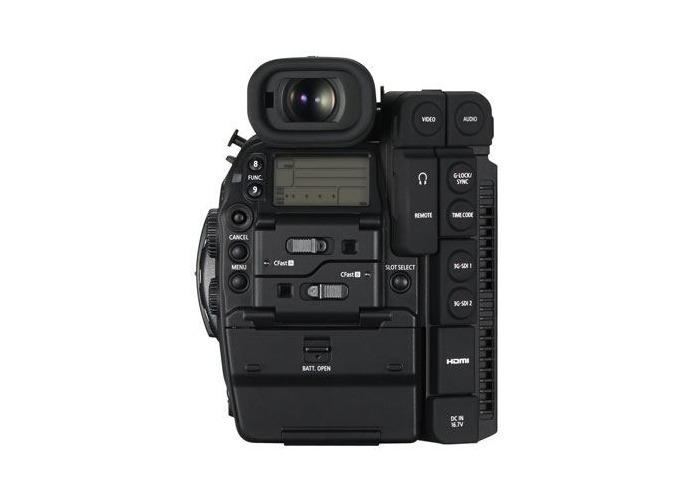 Canon EOS C300 Mark II 4K Camcorder - 2