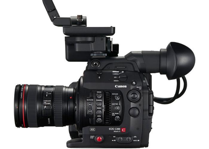 Canon EOS C300 Mk II  - 1
