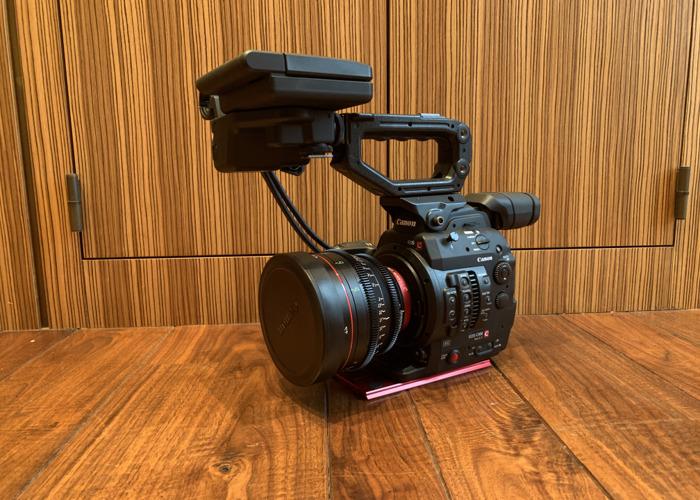 Canon EOS C300 MK II Cinema Camera  - 1