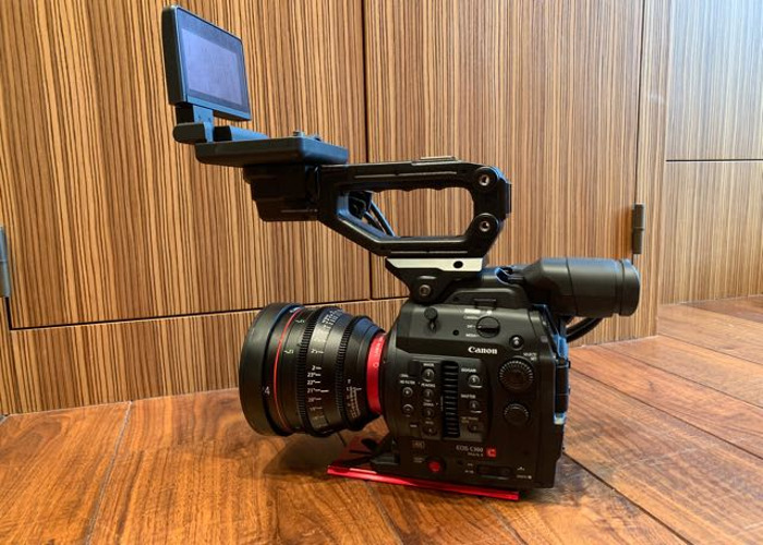 Rent Canon EOS C300 MK II Cinema Camera in New York | Fat Llama
