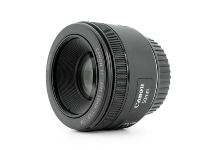 Canon eos ef 50mm 1.8 stm  - 2