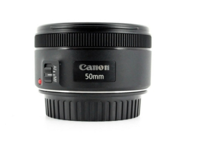 Canon eos ef 50mm 1.8 stm  - 1