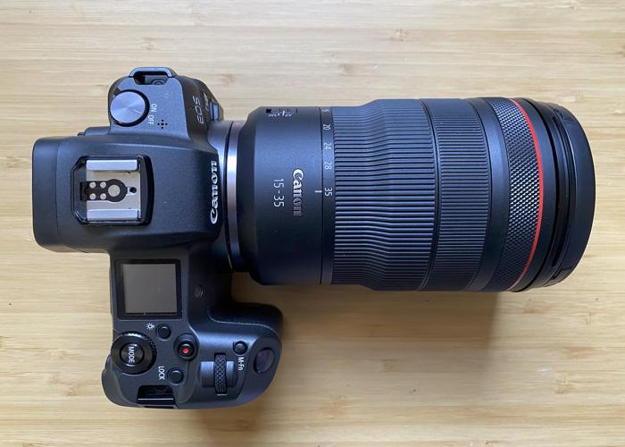 Canon EOS R + RF 15-35mm f/2.8 - 1