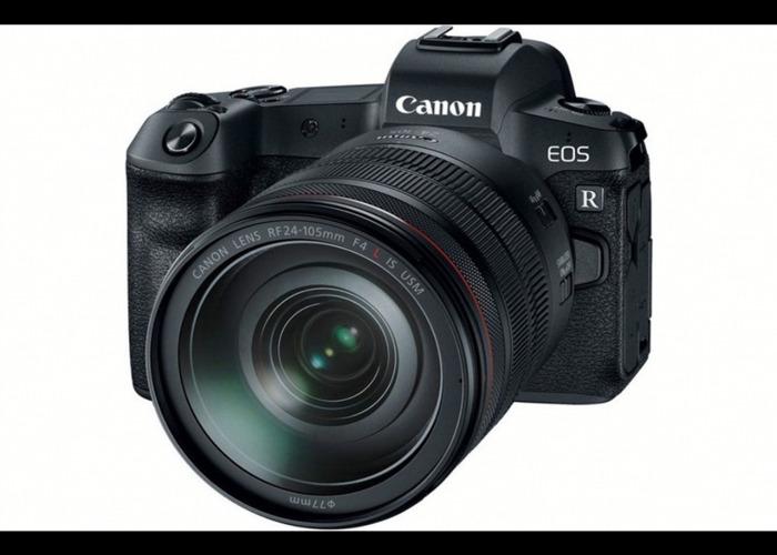 Canon EOS R - 1