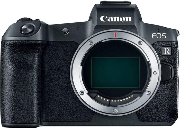 Canon EOS R - 2