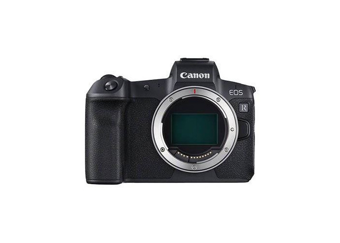 Canon EOS R Digital Camera with EF Adapter - 1